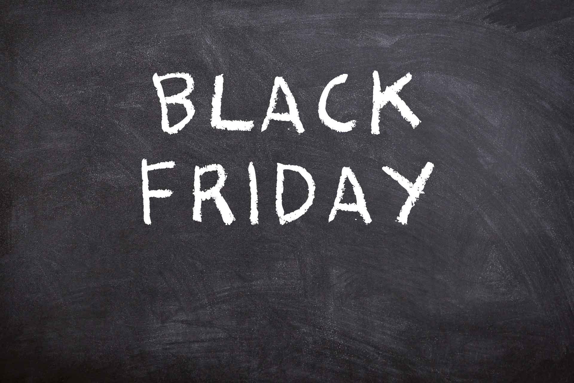 Black Friday Tafel